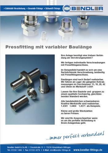 www.bendlerfitting.de